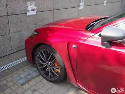 red lexus lexus gs f 2016 14 november 2016 autogespot