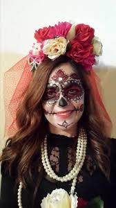 Sugar Skull Halloween Costumes 20 Carnaval Images Halloween Costumes Sugar