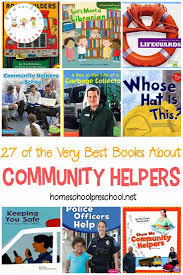27 of the best picture books about community helpers