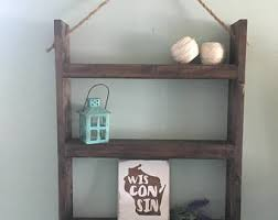 Tiered Bookshelves by Three Tiered Shelf Etsy