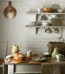 shelves for brick walls kitchen drop dead gorgeous rustic kitchen decoration with light