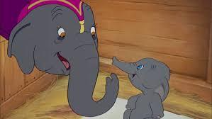baby elephant dumbo disney video