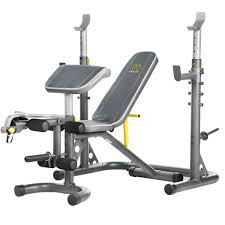 Weight Bench Sports Authority Gold U0027s Gym Xrs 20 Olympic Weight Bench U0027s Sporting Goods