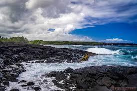 black sand beach big island punalu u on the big island black sand beach and sea turtles