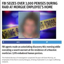 fbi did not seize 3 000 penises from harris county home houston