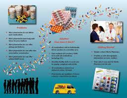 pharmacy brochure template free brochure printing services pharmacy brochure printing services