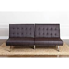 Leather Futon Sofa Futons Lounge Chairs U0026 Lounge Seating For College Dorm Room Bed