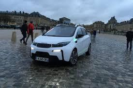 si e voiture constructeurs auto libres de tester leurs voitures autonomes sur les