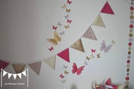 stickers pour chambre bébé fille décoration chambre bébé fille enfant liberty héloise fuchsia