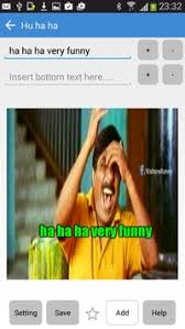 Funny Meme Maker - malayalam meme maker apk download free entertainment app for