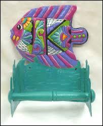 Fish Bathroom Accessories Best 25 Tropical Bathroom Accessories Ideas On Pinterest