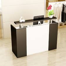 Simple Reception Desk Usd 137 54 Cashier Counter Simple Modern Reception Desk