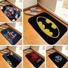 Superhero Rug Aliexpress Com Buy Bath Mat Hero Batman Printed Rug Toilet
