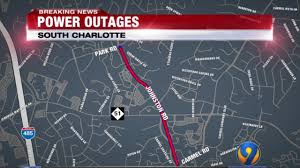Power Outage Map New York by Duke Energy Restores Power To More Than 3 300 In South Charlotte
