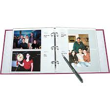 pioneer albums pioneer photo albums refill pages for the bl 200 blr b h photo