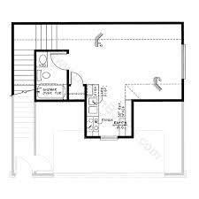 garage floor plans with apartments detached garage floor plans from design basics