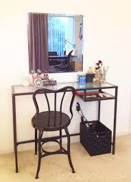 black vanity desk ikea home vanity decoration