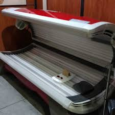 Prosun Tanning Bed Earthtones Tanning Salon Online Auction Key Auctioneers
