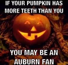 Pumpkin Meme - best sec memes heading into week 9
