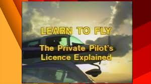 private pilot explained youtube