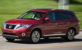 nissan pathfinder reviews 2017 2016 nissan pathfinder platinum awd u2013 review u2013 car and driver