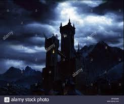 dracula castle van helsing 2004 stock photo royalty free image