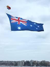 Flying Flag Photo Of Flying Flag Free Australian Stock Images