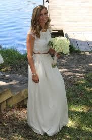 handmade wedding dresses five handmade wedding gowns we