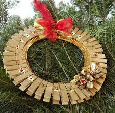 ornaments with clothespins 28 upcycled ideas