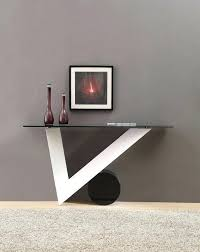 Ultra Thin Console Table Small Modern Console Table Modern Console Table With Modern