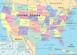 map of usa usa map