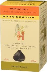 Amazon Com Naturcolor 5n Light Burdock Hair Dyes 4 Ounce Beauty