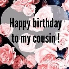 cousin birthday card happy birthday cousin images happy birthday cuz pics