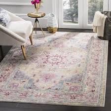 Blue Area Rugs 8 X 10 Safavieh Claremont Grape Blue Area Rug 8 U0027 X 10 U0027 Free