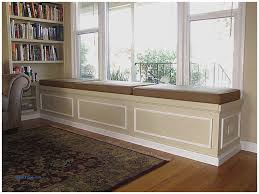 Built In Window Bench Seat Storage Benches And Nightstands Lovely Diy Window Bench With