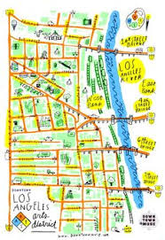 map of downtown los angeles downtown los angeles tour downtown los angeles los angeles and