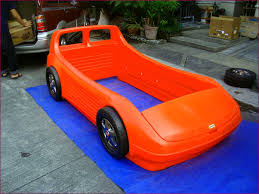 Car Bed Frames Size Race Car Bed Orange Decorate Size Race Car Bed