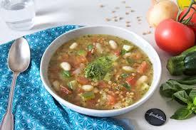 cuisine d automne minestrone d automne la recette de minestrone d automne foodette