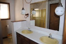 Vintage Bathroom Light Fixture Gorgeous Hanging Bathroom Light Fixtures Hanging Bathroom Light