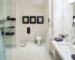 wheelchair accessible bathroom houzz