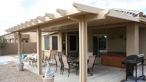 solid aluminum patio covers u0026 carports buy in chandler