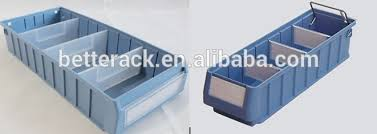 Plastic Storage Containers Dividers - warehouse cheap industrial plastic storage bins with divider buy