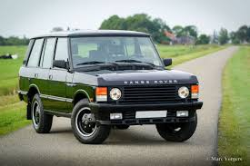 land rover voque range rover vogue se 1990 welcome to classicargarage