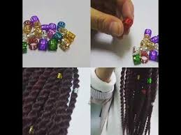 dreadlock accessories xtrend dreadlock accessories braiding rings metal decoration hair