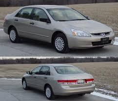 2003 honda accord 4 cylinder fuel mileage for the 2003 honda accord