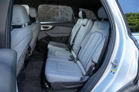 how many seater is audi q7 audi q7 interior autocar