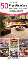 Transform Your Backyard by 50 Outdoor Fire Pit Ideas That Will Transform Your Backyard