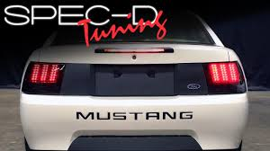 2004 mustang sequential lights specdtuning installation 1999 2004 ford mustang sequential