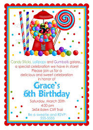 glamorous birthday party invitations for twins birthday party