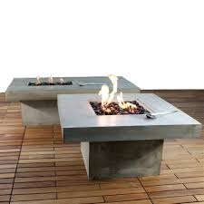 coffee table shop gas fire pits at lowes com patio coffee table